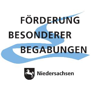 Logo Begabtenförderung-Niedersachsen