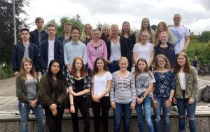 Unsere Webcoaches am Gymnasium Hittfeld 2016/17
