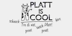 Logo Platt Is Cool AG