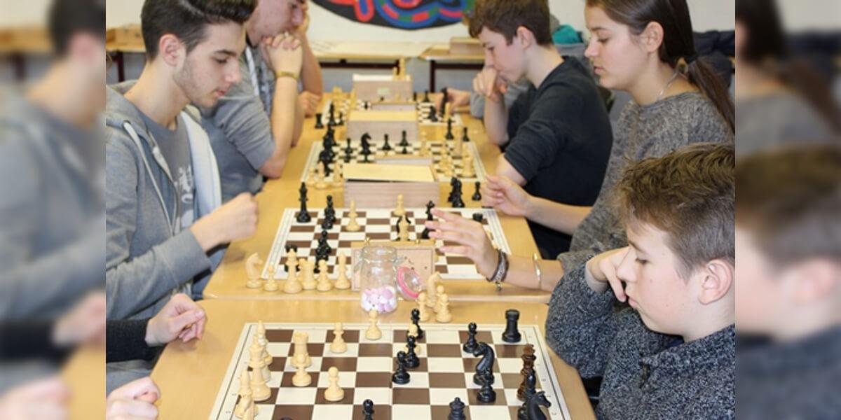 Weihnachts-Schach-Turnier 2016