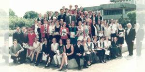 Abitur 1996 Jahrgangsbild - Banner