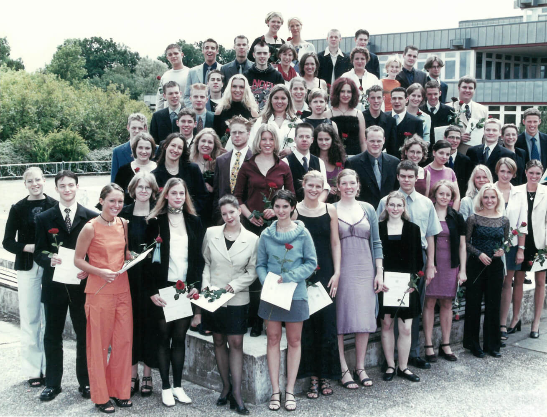 Abitur 2000 Jahrgangsbild