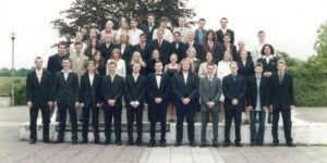 Abitur 2004 Jahrgangsbild - Banner