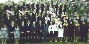 Abitur 2007 Jahrgangsbild - Banner