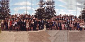Abitur 2011 Jahrgangsbild - Banner