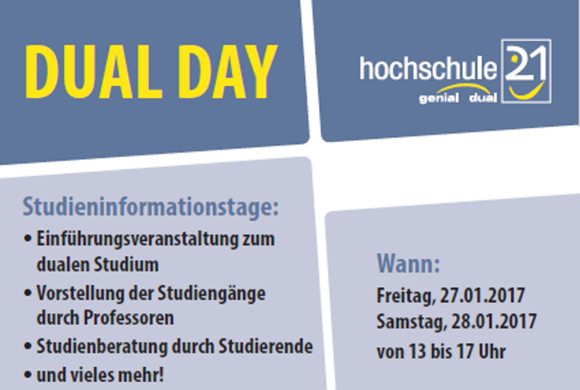 Plakat Dual Day 2017 - Banner