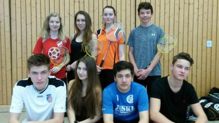Jugend trainiert für Olympia (JtfO) – Badminton